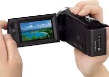 Sony-CX330