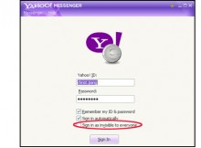 yahoo messenger 002